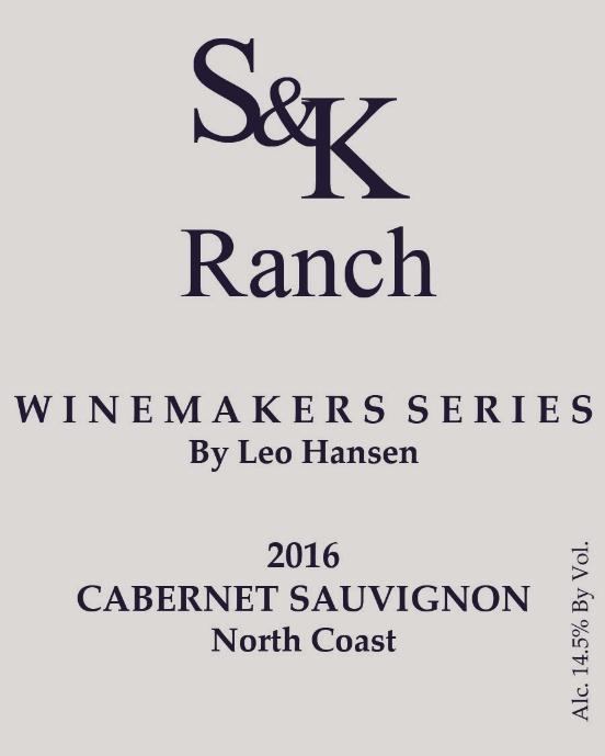 S&K Ranch wines