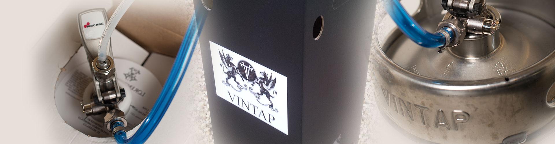 vintap keg wine